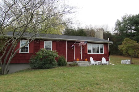 Charming house rural Pine Plains - Pine Plains