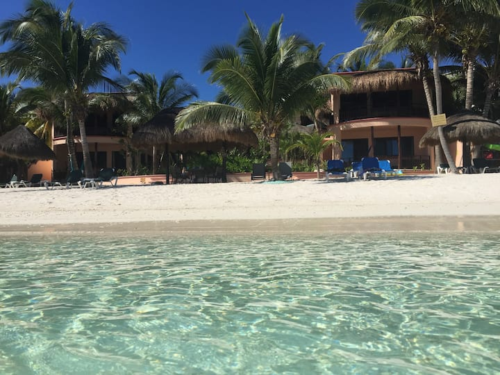 Nah Uxibal Beachfront Casita IK