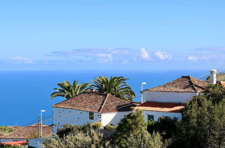 Natur pur - Kanarisches Landhaus