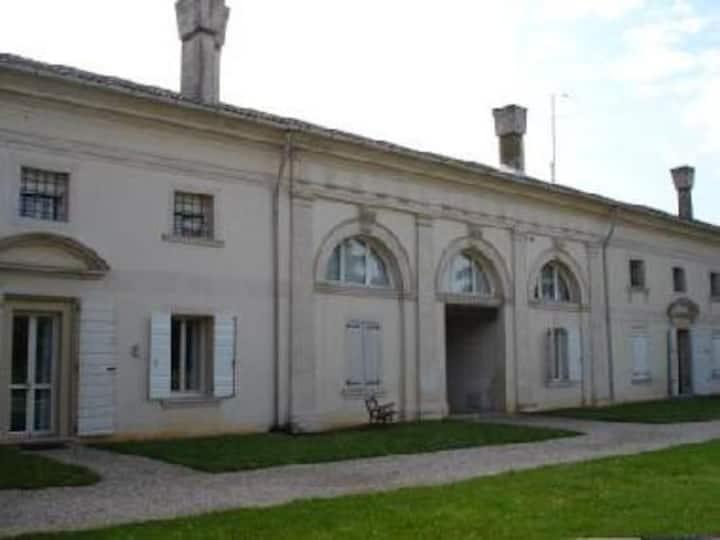 Appartamento in residence di villa Palladiana