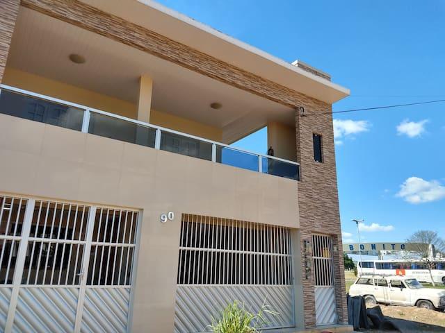 Casa em Bonito próximo ao centro e rodoviária