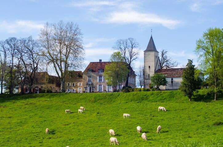 Château d'Orion - Orion - ปราสาท