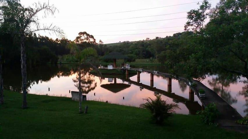 Vale do Aleluia -Suítes individuais- Cesário Lange