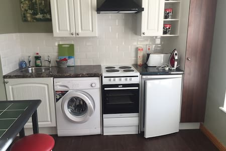 one bedroom apartment 1 of 2 apartments together - Londonderry - Apartment