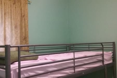 NYC-Ladies Private Shared (Top) Bunk Bed-Room - Queens