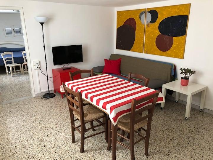 CasaSerena mini appartamento a 150mt dal mare