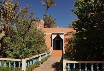 Maison d'hôtes au jardin de Tamnougalt
