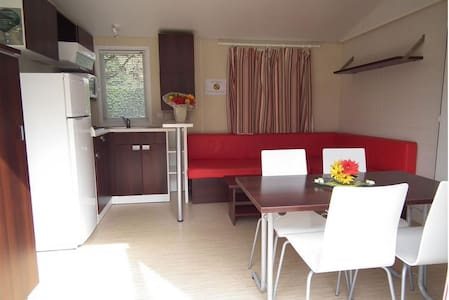 Mobil Home confortable Camping 5* - Ruoms