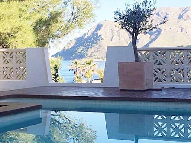 M2V2410 Villa mit Pool bei Betlem; max. 6 Personen - Artà - Villa