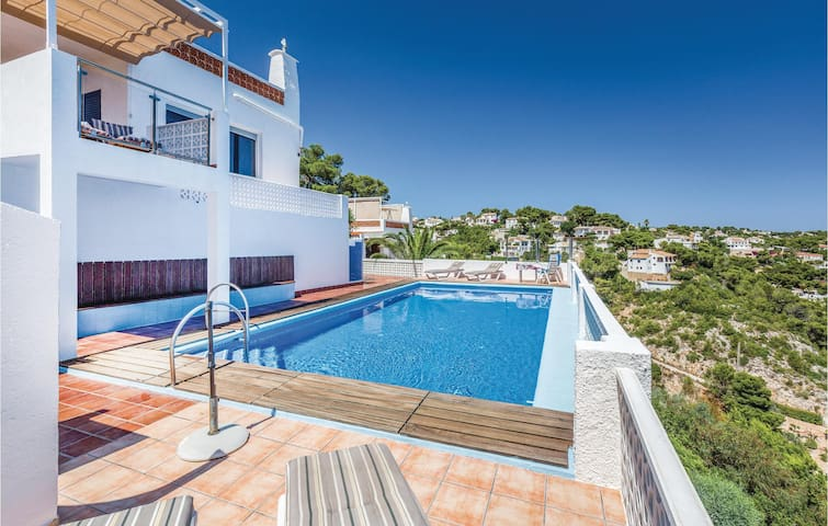 Holiday cottage with 2 bedrooms on 55m² in Jávea