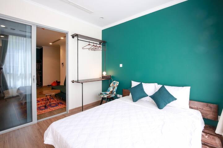 StealGreen Luxury-Pool,Gym,Tennis Golf,Basketball - Ho Chi Minh - Pis