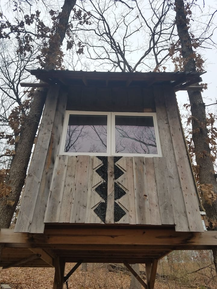 The Owl's Nest - Treehouse - Rustic