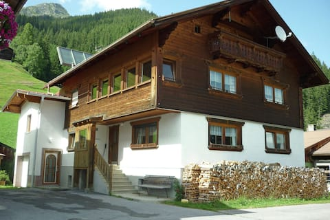Modern Apartment in Kappl near Ski Area