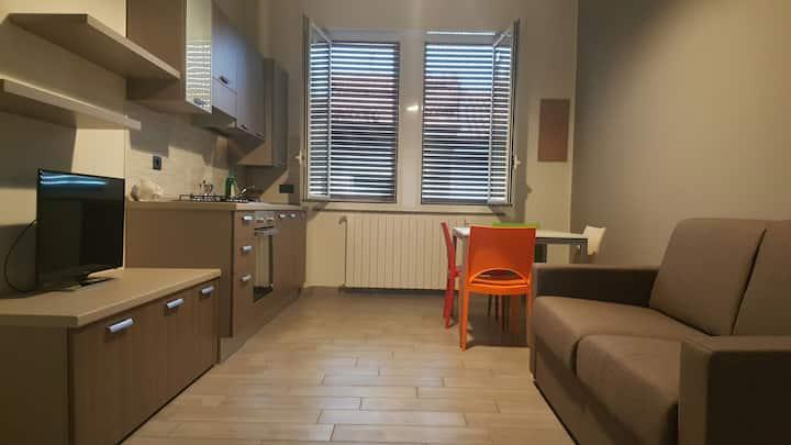 ••Appartamento bilocale centro saronno