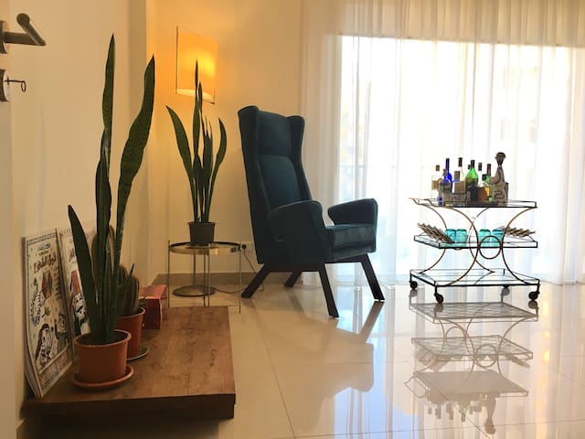 Clemenceau bright spacious apartment