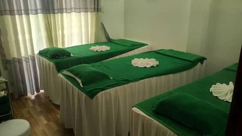 Phòng cho thuê cao cấp1-3 người (nữ) hoặc gia đình
