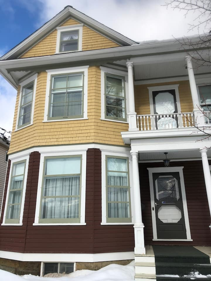 Character, immaculate 4bedroom in downtown Moncton