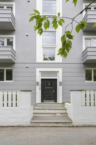 Brand new refurbished big apartment