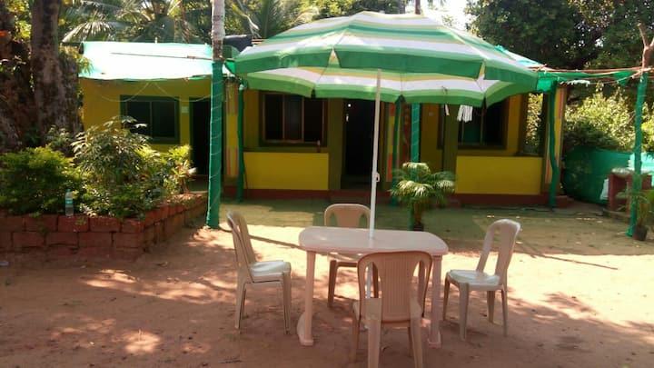 Krupasagar Home Stay nearwairy beach Few min walk.