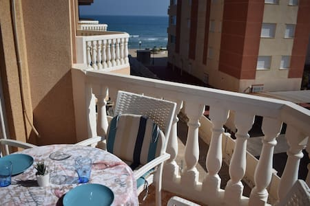 Charming apartament next to the Mediterranean Sea