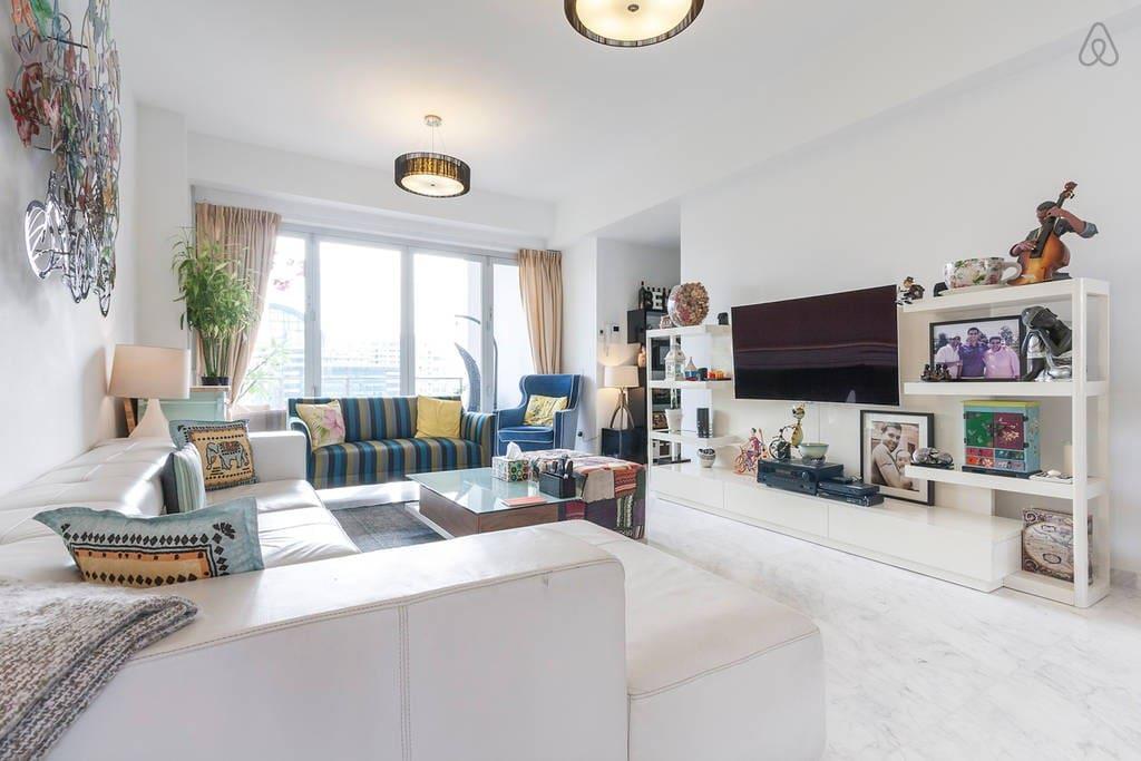 Living Room - Full Expanse