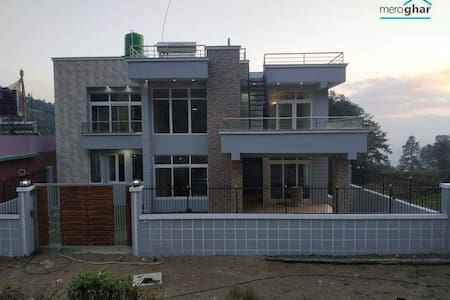 Private bungalow on the lap of Shivapuri National