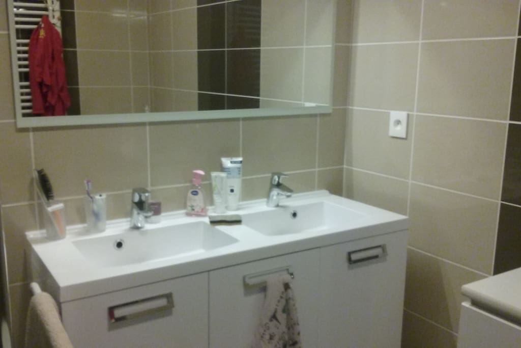 Salle de bain (neuve)