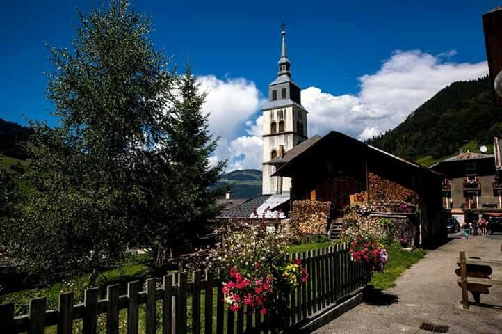 L'appart' de Charline - Val Blanc - Arêches
