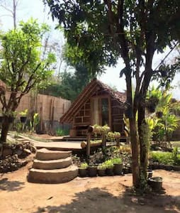 Bungalow in the garden - Pai