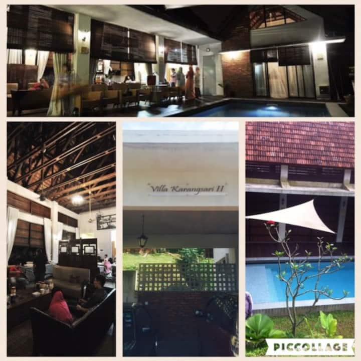 Villa Karangsari II @ Sungai Buloh