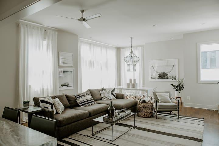 Beautifully Designed Nashville Home.