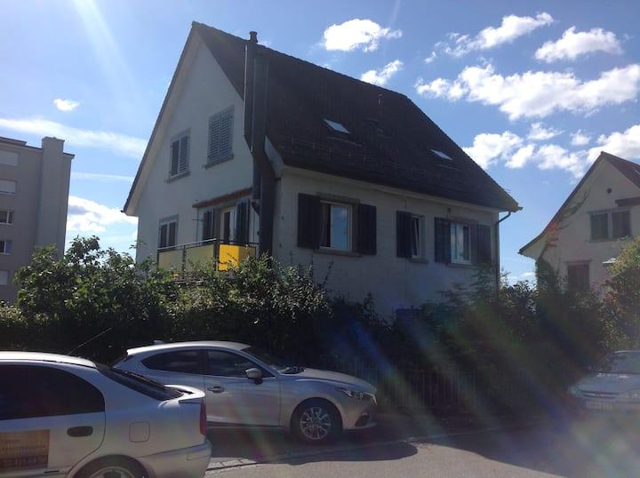 Wetzikon - kleines Einzelzimmer Nähe Bahnhof (6)