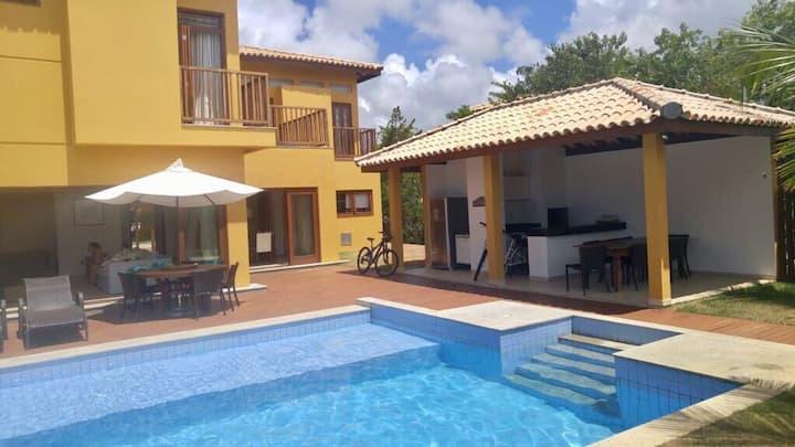 Casa de praia em Sauípe - Aluguel meses  4, 7 e 10