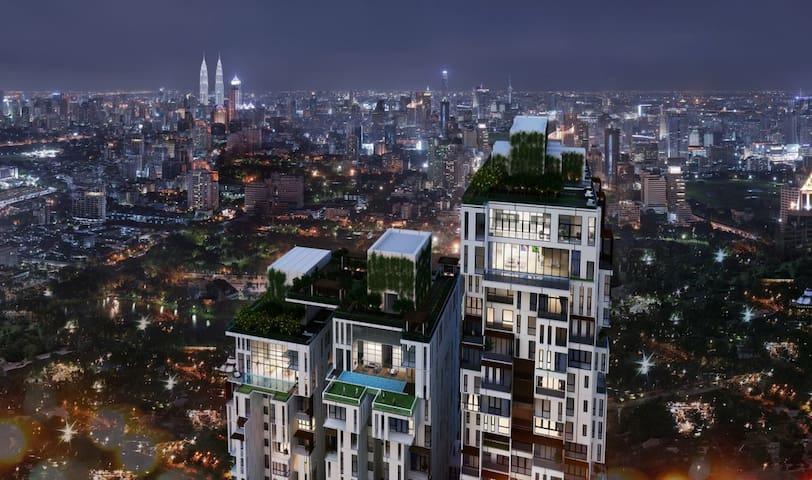 Icon Residence Mont Kiara - Kuala Lumpur - Appartement