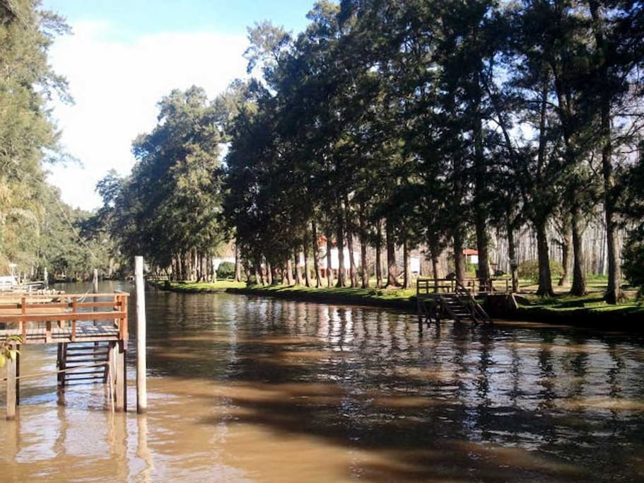 Arroyo Rama Negra
