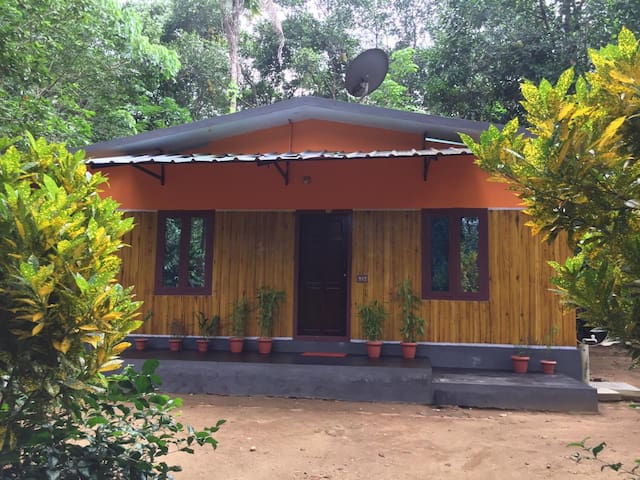 River side Cottage in the Middle of forest @Munnar