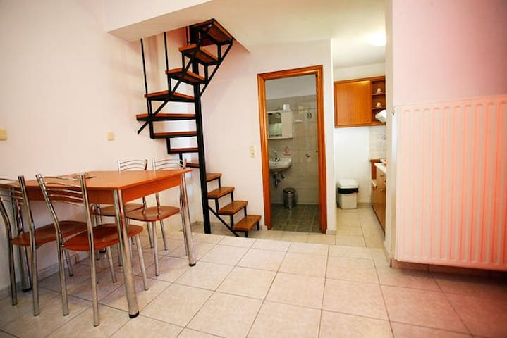 Avra Studios - Apartments for 4 persons - Paralia Kimis - Condo