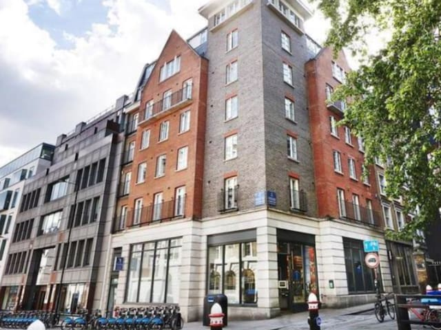 London city centre serviced apartment %15 discount