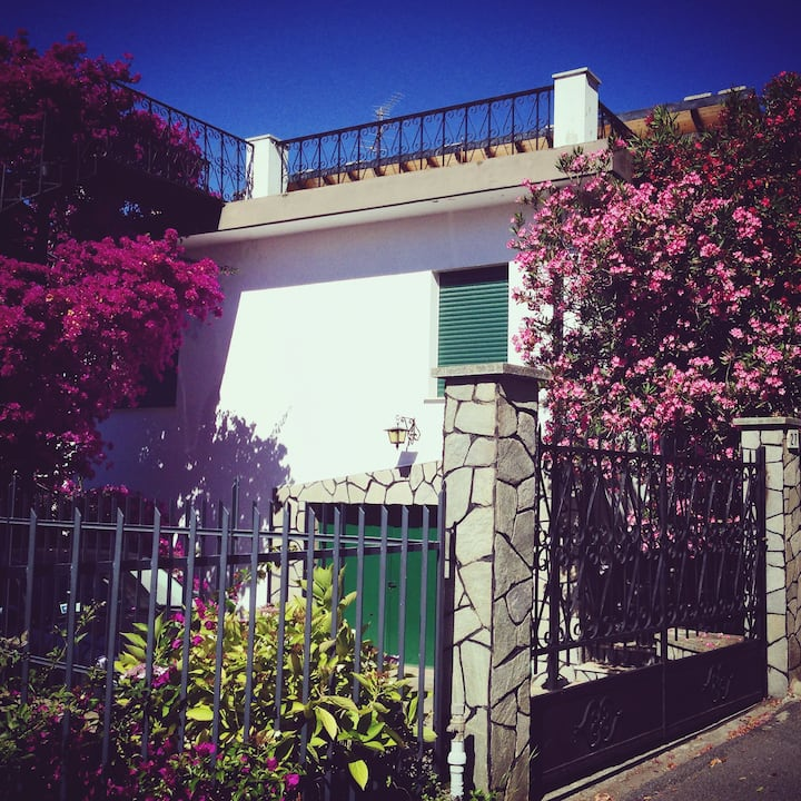 Appartamento in villa indipendente a Ceriale