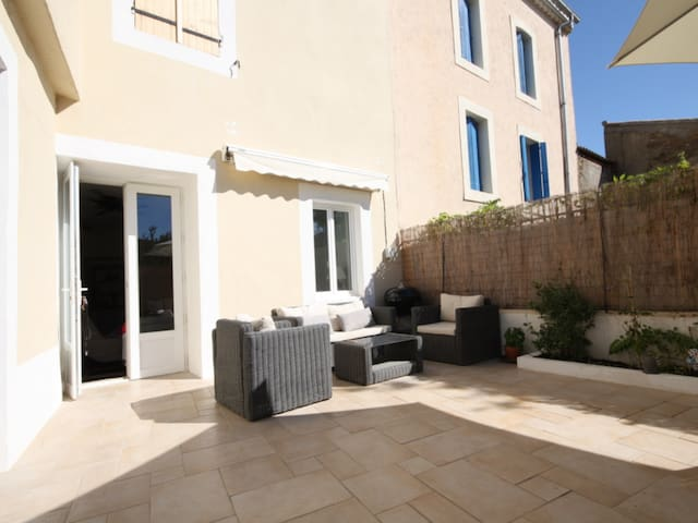 Beautiful house in Pouzols Minervois - Pouzols-Minervois