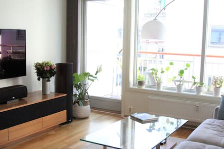 Lovely stay in central Oslo, perfect location