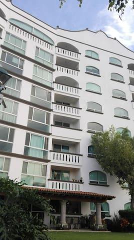 CONDOMINIO DE LUJO - Cuernavaca - Apartament