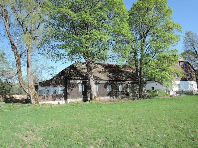 Venkovský dům v Javorné na Šumavě