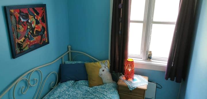 Skjelfjorden - single room Skarven