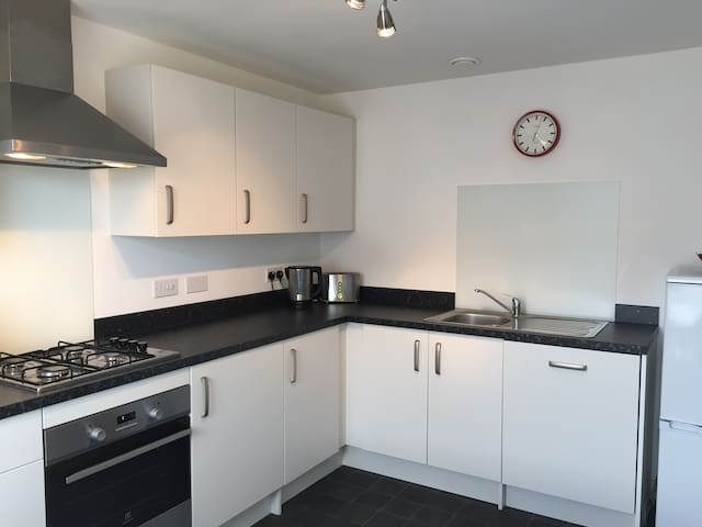 2 bedroom flat, Inverurie, near Aberdeen
