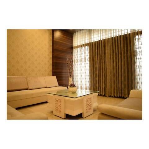 Five star luxury bungalow with recliner lounge
