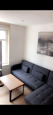 L'appartement neuf avec terrasse