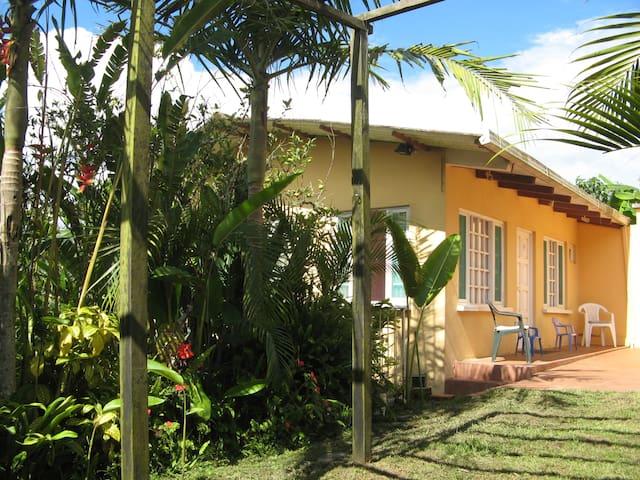 El Patujú, casa de campo