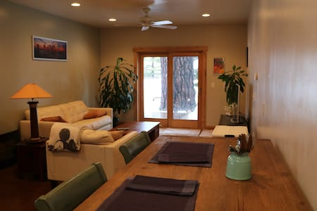 Cozy Tahoe Getaway - South Lake Tahoe - Dom