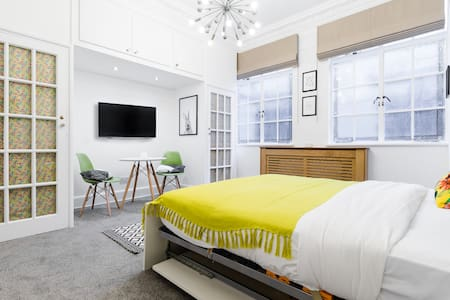 Cute Studio in Central London - London - Apartment